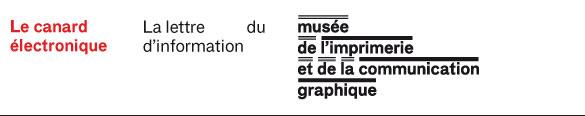 La BD, Art invisible au Musée de l'Imprimerie de Lyon Banniere1